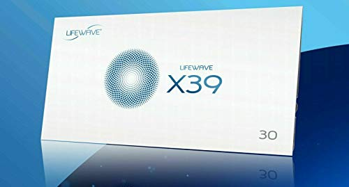 LifeWave X39 Patches Elevate, Activate, Regenerate - 30 Pflaster