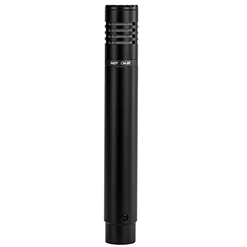 Nady CM-88 Condenser Microphone - Designed for Overhead Applications for Cymbals, Acoustic Guitars, and Vocals