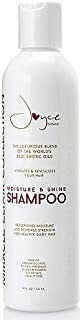 Joyce Giraud Miracle Elixir Collection Moisture & Shine Shampoo | Moisturizes & Restores Strength for Healthy Shiny Hair with Pure4 Oil Blend 8 OZ / 236 ML
