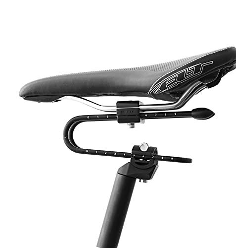 Rinsten Spring Amortiguador Bicicleta de Muelle - tija sillín Suspension Bici MTB universales Amortiguadores Trasero Bici Montana electrico Ciudad Suspensión Resorte Silla Bike Carretera