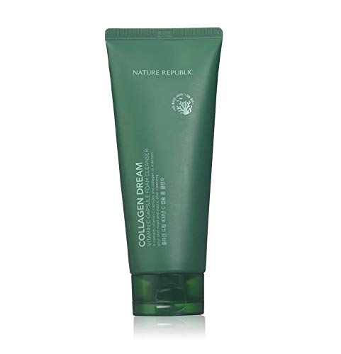 Nature Republic Collagen Dream Vitamin C Capsule Foam Cleanser 150ml