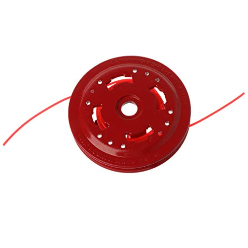 Eliky Aluminium roestende trimmerkop met vaste cirkelzaag delen startpagina tuinggereedschap accessoires
