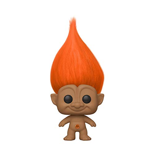 Funko- Pop: Trolls-Orange Troll Classic Collectible Toy, Mul