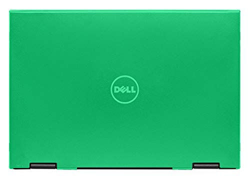 mCover Hard Shell Case for 13.3' Dell Latitude 13 3390 2-in-1 Business Laptop Computers Released After Jan. 2018 (NOT Compatible with Other Dell Latitude Computers) (Green)