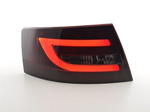 AKS LED Feux Arrière, Rouge Noir