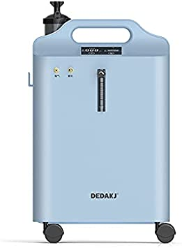 FirnFose Concentrador de oxígeno de Grado médico de 380W 93% 1-5L / min con función de nebulizador Máquina de oxígeno de Toque Completo Ajustable Fabricante de oxígeno Productor de oxígeno