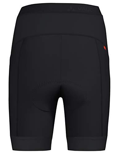 VAUDE Damen Women´s Advanced Shorts III Hose, Black, 34 - 2