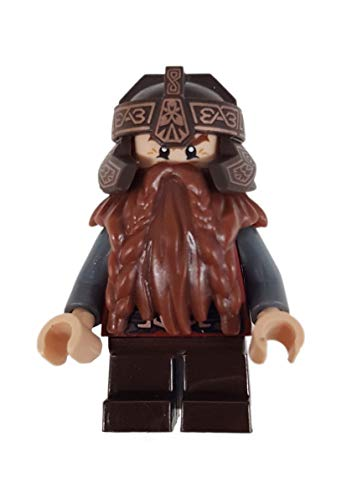 LEGO The Lord of The Rings MiniFigure - Gimli the Dwarf (w/ Axe) 79008