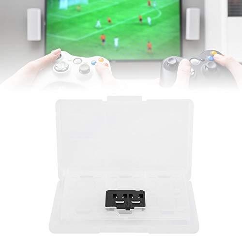Emoshayoga Caja de Almacenamiento Protectora rígida 12 en 1 para NintendoSwitch(White)