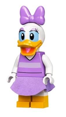 LEGO Disney Daisy Duck Minifigure Minifigure de 10773 (Embolsado)