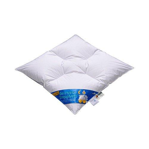 Aro Artländer Couette pour bébé « DAUNA MEDICA® » équipement de lit couverture, blanc