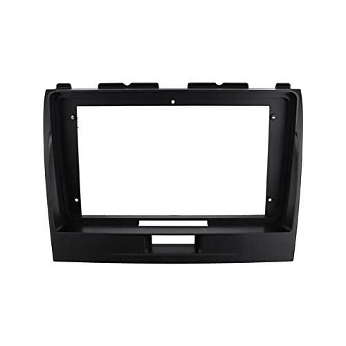 CMEI - Kit estéreo de panel de coche para Suzuki Wagon R de 9 pulgadas, accesorios de coche, DVD Player, instalación de un embellecedor Surround Bezel