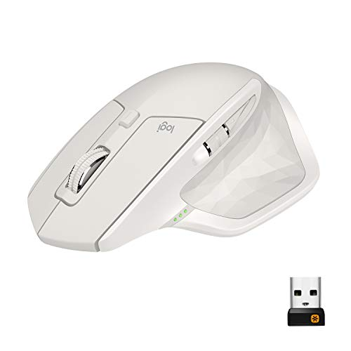 Logitech MX Master 2S Wireless Mouse – Use...