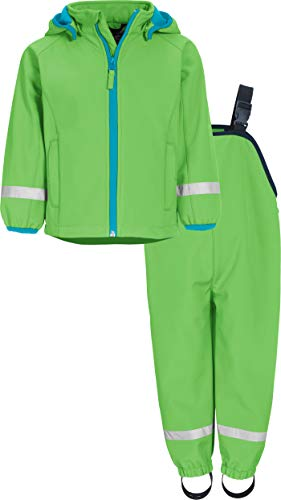 Playshoes Baby Kinder 2 tlg. Softshell-Set, Softshelljacke und Softshellhose