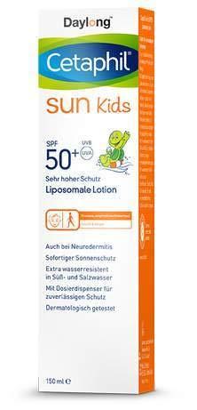 Galderma Laboratorium Cetaphil Sun Kids50+Lotion, 150 Stück