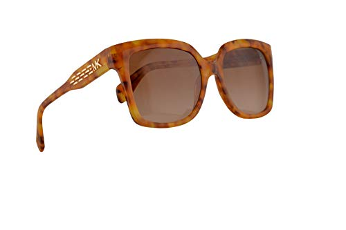 Michael Kors MK2082 Cortina zonnebril Amber schildpad w/bruin verloop Lens 55mm 333913 MK 2082