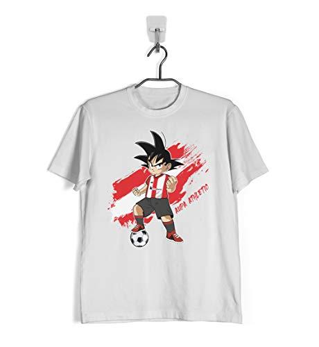 Ropa4 Camiseta Goku Athletic Club de Bilbao 2020-2021 (4 años)