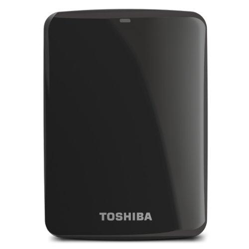 (Old Model) Toshiba Canvio Connect 2TB Portable Hard Drive, Black...