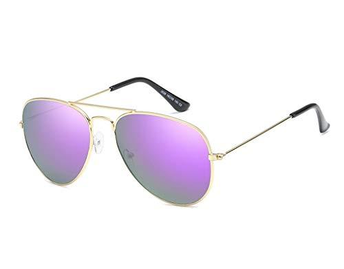 Gafas de Sol Sunglasses Gafas De Sol Clásicas Vintage para Mujer, Hombre, Diseñador, Piloto para Hombre, Conducción, Uv400, Espejo, Gafas De Sol para Mujer, N. ° 7