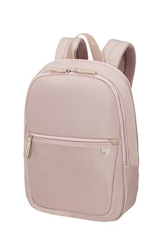 Samsonite Eco Wave Mochilas para laptop, 14 Zoll (40 cm - 13 L), Grau (Stone Grey)