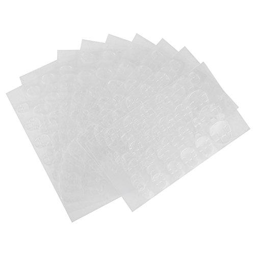 Yunnyp Onzichtbare Nagelpleister Lijm Gelijmd Dubbelzijdige Transparante Transparante Sticker Tape Voor Valse Nagel Tips Manicure Gereedschappen