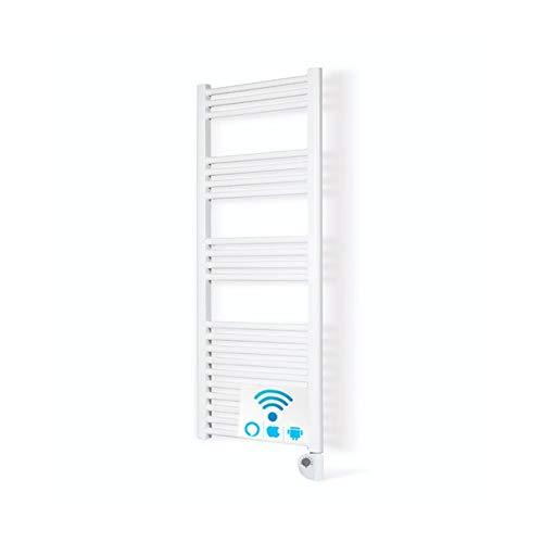 Radiador Toallero Electrico IBIZA Blanco 750W · Termostato...