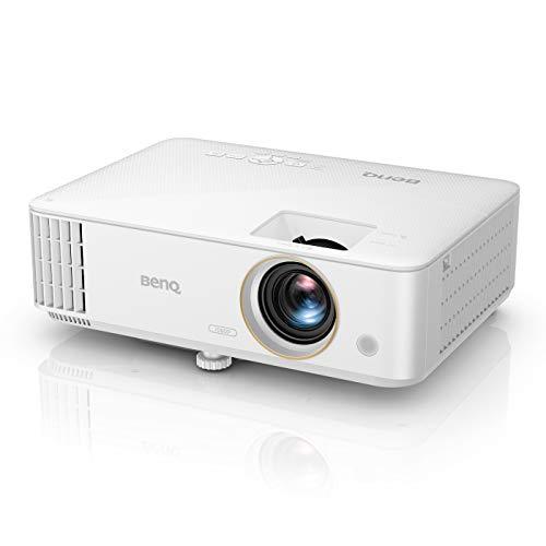 BenQ TH585 Proyector DLP Gaming 1080p 3500lm, HDMI, 3D, Baja latencia para Consolas, Blanco