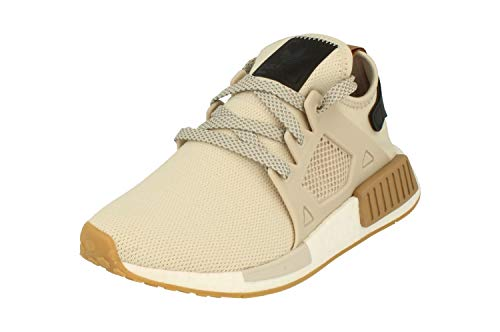 adidas Originals NMD_Xr1 Herren Running Sneakers Turnschuhe (UK 4 US 4.5 EU 36 2/3, beige White DA9526)