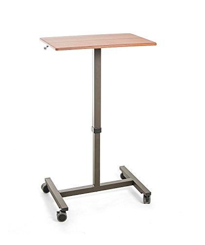 Seville Classics Pneumatic Height-Adjustable Laptop Desk