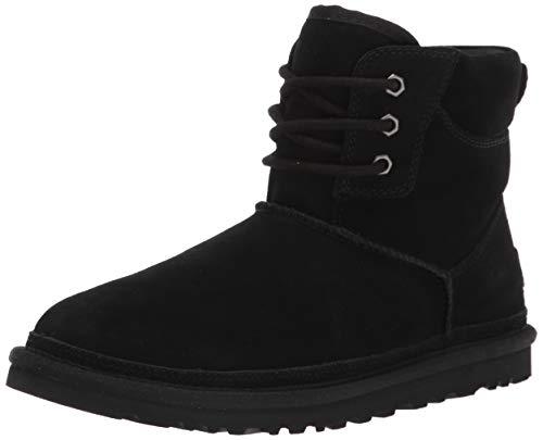 UGG Neumel Hiker Boot, Black, Size 8