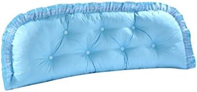 YSDHE Oreiller Double Sac de Couchage en Coton Grand Oreiller de lit Amovible (Size : 200 * 55cm)