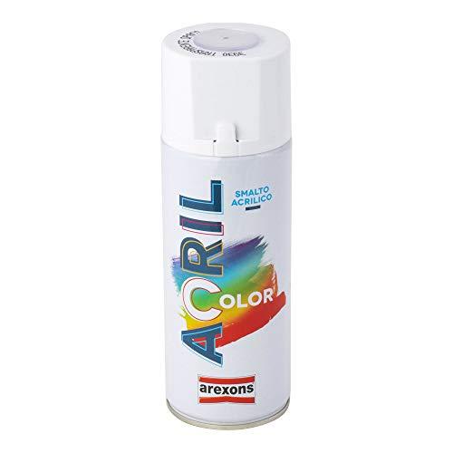Smalto Acrilico Spray Arexons Trasparente Opaco