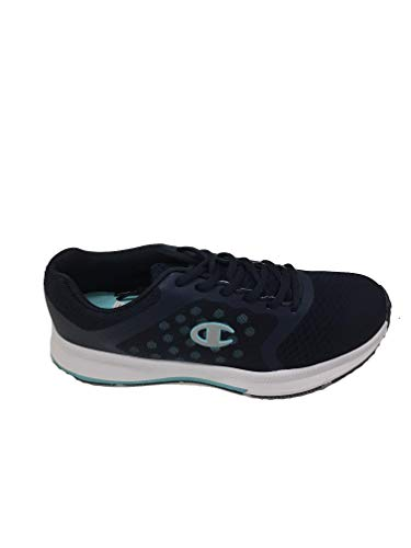 Champion - Zapatillas de mujer Art.s10615 Lite Mesh Col.BS501 Azul Size: 37 EU