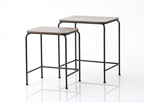 Amadeus - Set de 2 Tables Basses Atelier