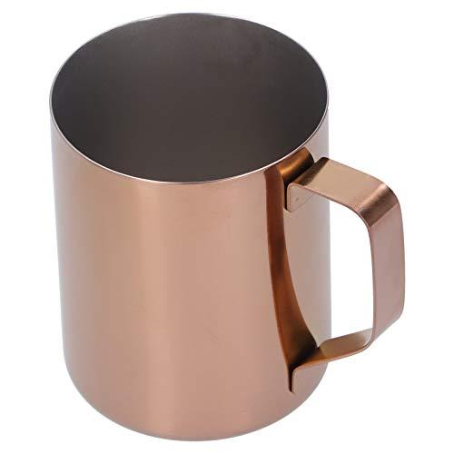 Drink Cup Coffee Cup barra de taza de cerveza duradera y segura para el hogar(Rose gold)