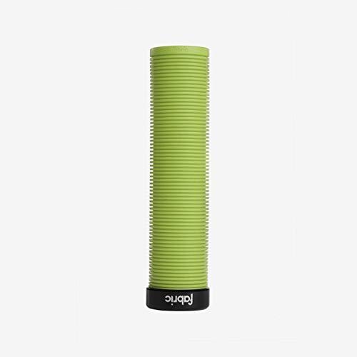 Fabric Funguy - Puños para manillar de bicicleta, color verde