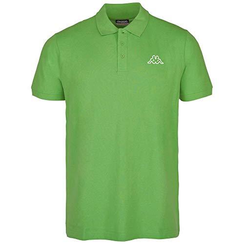 Kappa Peleot Polo Shirt, S,vert (304 classic green)