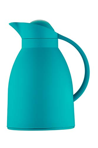 Helios Rio Kunststoff-Isolierkanne, Azzurro, 1 Liter