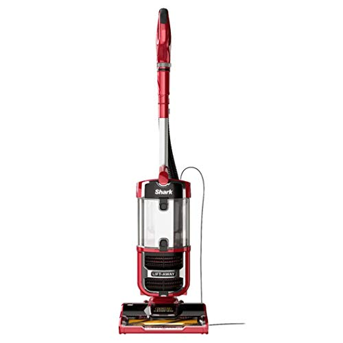 Shark Navigator Upright Vacuum with Lift-Away Zero-M Hair Wrap Technology, Anti-Allergen + HEPA...