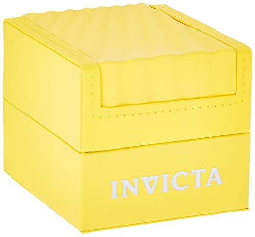 Invicta 0072 Pro Diver - Scuba Montre Homme acier inoxydable Quartz Cadran noir