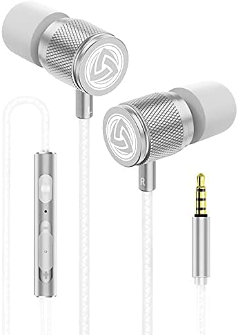 Top 10 Best braided earbuds with microphone