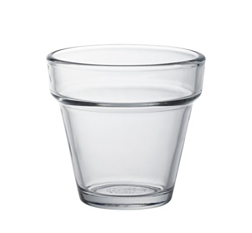 Duralex 5001AB06Aroma 6Verrines Glas transparent 8cm