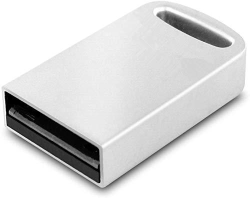 Metal Keyring USB 3.0 Flash Drive Waterproof High Speed Pen Drive Memory Stick (2TB)