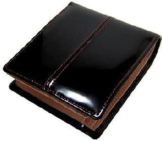 【Maturi】マトゥーリ SIRP イタリアンレザーセンターステッチ 二つ折財布019