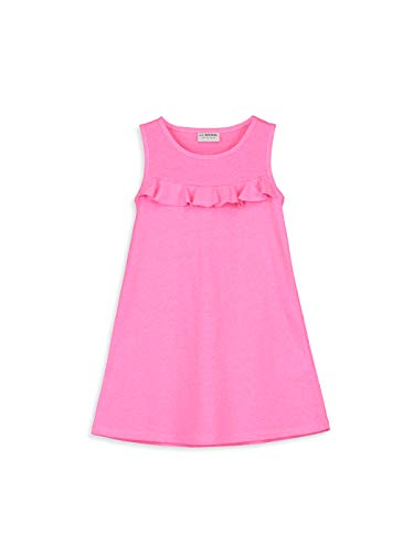 LC WAIKIKI - Vestido de algodón para niña con volantes