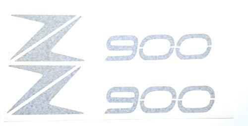 ALOBA Kit 2 Pegatinas Vinilo rotulación para Kawasaki z900,