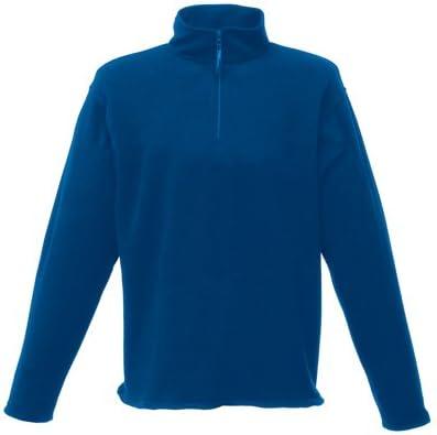 Regatta Micro Zip Neck Fleece - Royal Blue - 2XL
