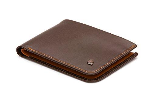 Bellroy Leather Hide & Seek Wallet Java