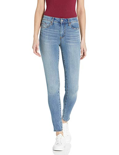 Jessica Simpson Women's Curvy High Rise Skinny Jeans, Clara, 24