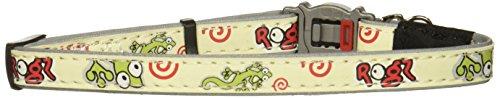 Rogz Catz pequeño 3/8-inch Cat SAFELOC para Clip de retención Ajustable,...